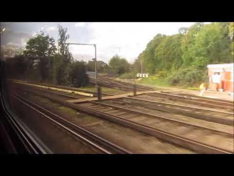 455/7 past Strawberry Hill in the Merseyrail TOS