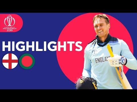 Xxx Mp4 England Vs Bangladesh ICC Cricket World Cup 2019 Match Highlights 3gp Sex