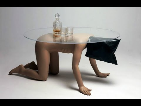 Amazing Tables Ever Dreamed Up
