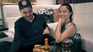 Download Thai Girlfriend Tries 'The Last Dab' | Hot Ones Review | RehaAlev Video