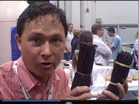 Best Raw Vanilla Beans & more from the 2013 Natural Products Expo