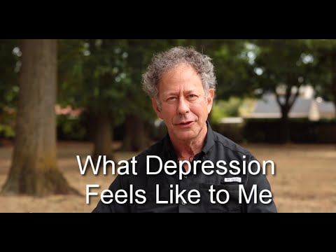 What Depression Feels Like to Me