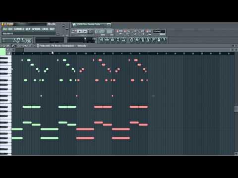 FL Studio: Realistic Piano Melodies
