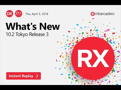 What's New in RAD Studio 10.2.3 with Product Management