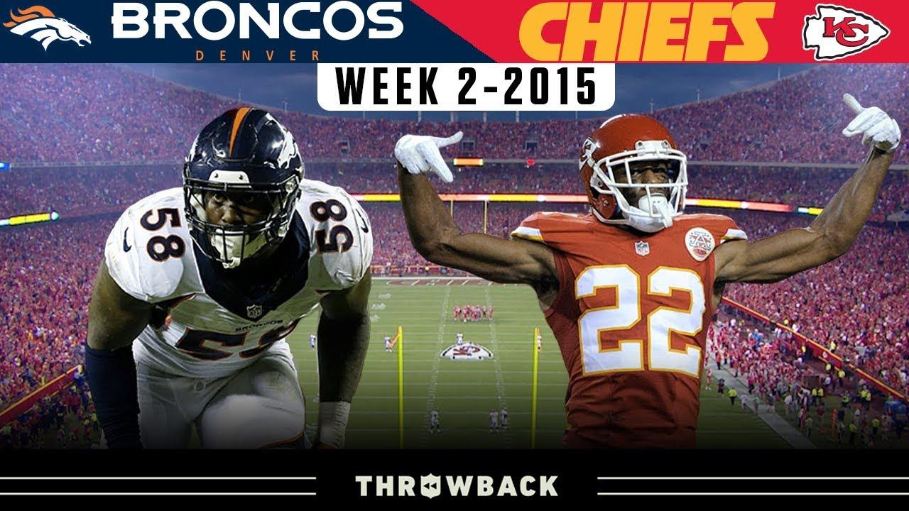 A SHOCKING Way to Lose! (Broncos vs. Chiefs 2015, Week 2)