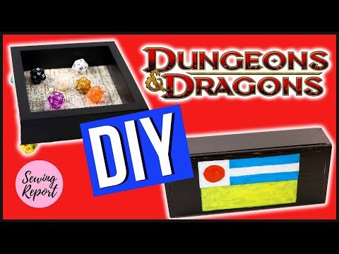Why Am I Making a D&D DIY Craft Project? Reddit Gift Exchange   SEWING REPORT