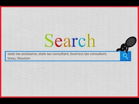 Texas State Tax Consultant--QUINCY FULLER 713-459-9894--Texas Sales Tax