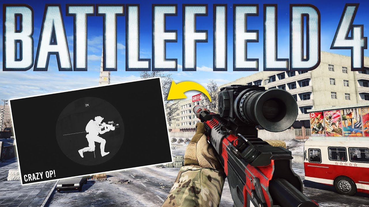 Battlefield 4 Why did I never try this?