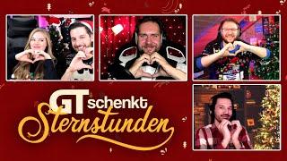 66.000 Euro gesammelt! - GameTube schenkt Sternstunden: Der große Spenden-Stream - #GTSternstunden
