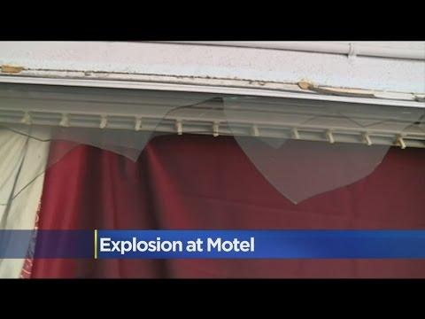 Honey Oil Lab Blamed For Explosion At West Sacramento Motel