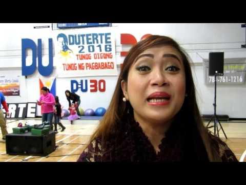 [DU30] Video Call from Duterte Volunteers of Alberta Canada to Philippines