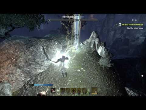 The Elder Scrolls Online: Craglorn skyshard 3
