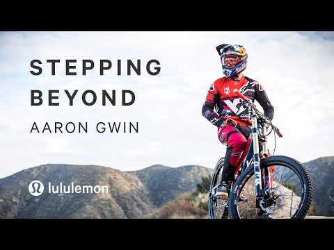 Stepping Beyond: How Aaron Gwin Realized Downhill Mountain Biking Is a Team Sport