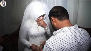 هاته العروس أبكت العالم العربي كله و سوف تبكي أنت الآن .... شاهد المفاجئة !!!