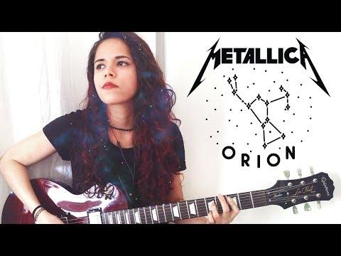 Metallica - Orion Guitar Cover | Noelle dos Anjos