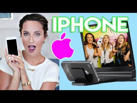 5 GENIUS iPhone Gadgets You NEED To Buy!