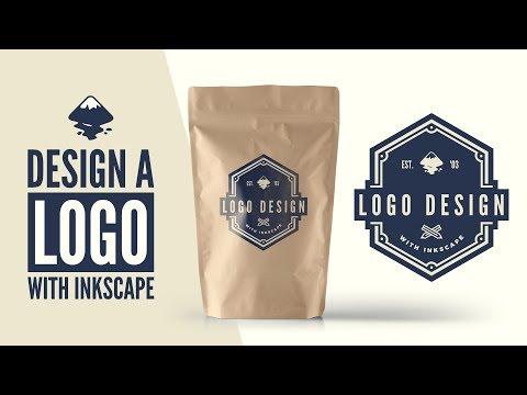 Inkscape Logo Design Tutorial