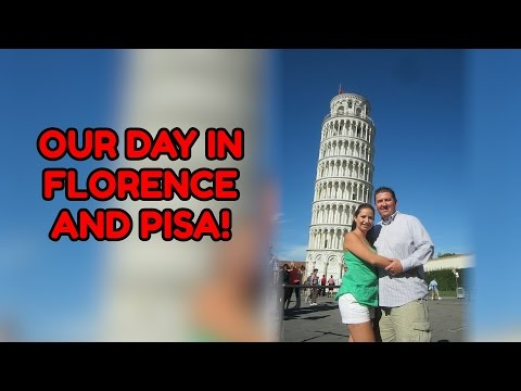 Cruise Ship Stop in FLORENCE & PISA