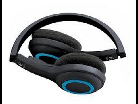 New LOGITECH H600 wireless headset