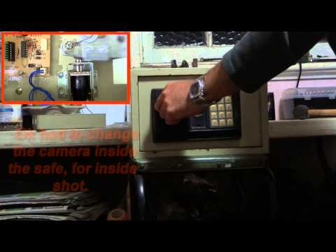 Hack a Digital safe in seconds