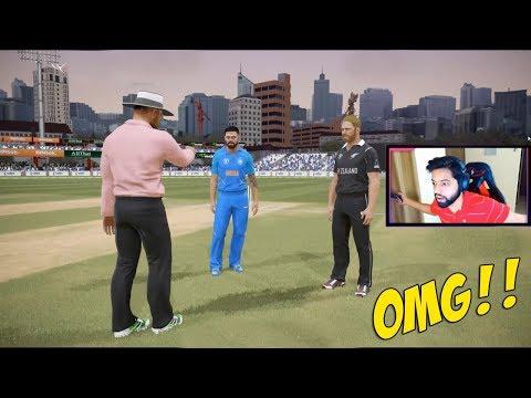 Xxx Mp4 India Vs New Zealand 2019 Amazing Last Over • Ashes Cricket Gameplay 3gp Sex