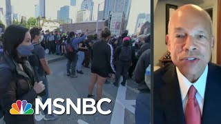 Trump Threat To Send Military To U.S. Cities Misses Key Details | Rachel Maddow | MSNBC