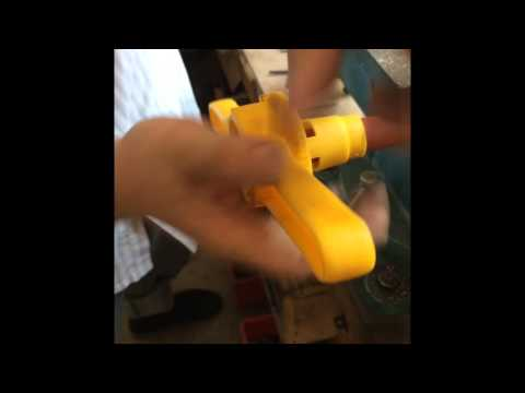 Pvc Pipe Thread Maker Tool