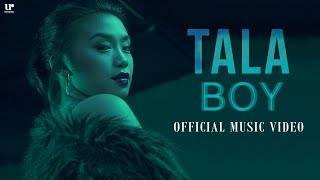 TALA - boy (Official Music Video)