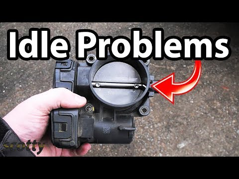 How to Fix Low Idle Problems in Your Car (Throttle Body)
