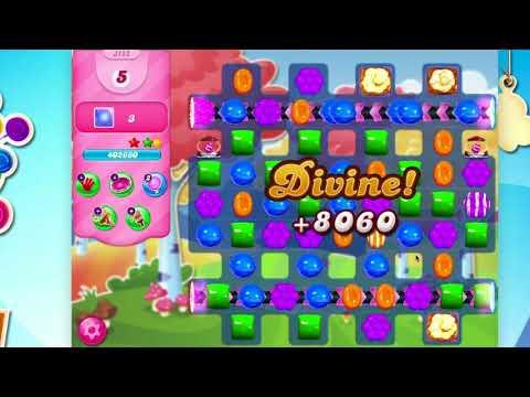Candy Crush Saga Level 3152  No Booster