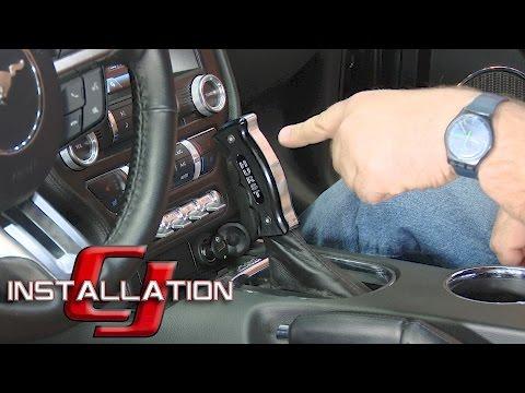 2015-2018 Mustang V6/EcoBoost/GT Hurst Automatic Shifter Handle Pistol Grip Installation