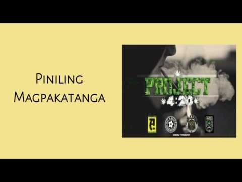Piniling Magpakatanga Lyrics || Project 420 - PakVim net HD