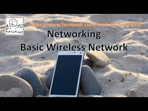 Networking: Basic Wireless Network (Device Selection)