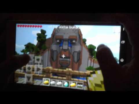 Minecraft PE 0.9.0 Temple of Notch