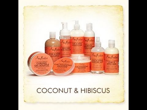 The best hair products for black men to get natural soft curly hair! Shea Moisture. (DIY).