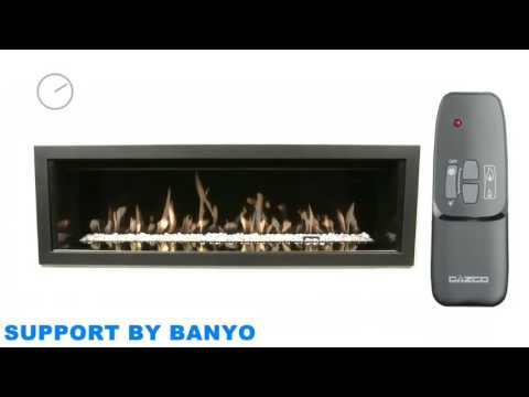 How to use the Remote Control for your Gazco Open Fronted Studio Fire