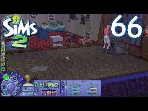 The Sims 2 Part 66 - Building an Army