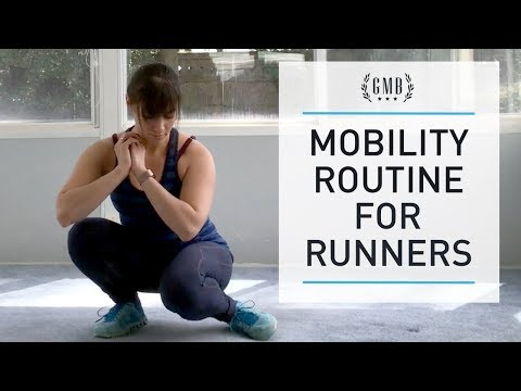 Runners Mobility Routine