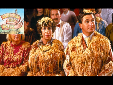 Round The Twist 3-episode spookfest #4 Cabbage Patch Fib  #5 Spaghetti Pig Out   #6 The Gum Leaf War