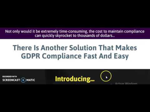 What Is GDPR | How to Make My Website GDPR Compliant