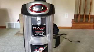 My shark duo clean slim vacuum