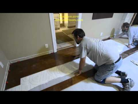Professional Phoenix Hardwood Floor Installers - (For Homeowners Who Want It Done Right!)
