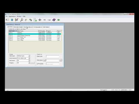 PTP Software refresher training 2012 Lesson 3 - Form R40
