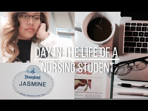 A Day in the Life of a College Student | Nursing Edition