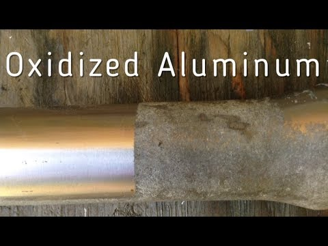How to remove Oxidized Aluminum (the right way)
