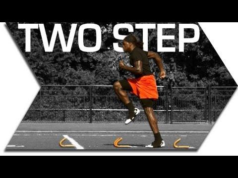 2 STEP  - MINI HURDLES SPEED TRAINING