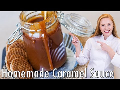 Home Made Caramel Sauce