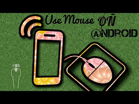 Use Mouse on any ANDROID 😱