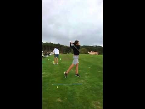 Golf Recruit Video Junior College OverBoarder - Maxime Faure