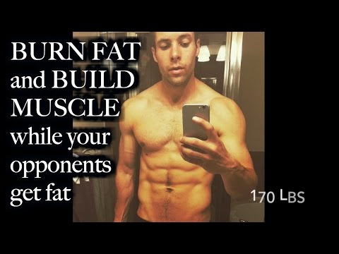 How to get lean fast and How to build lean muscle fast without counting calories